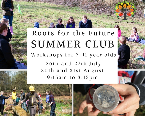 Roots for the Future Summer Club!
