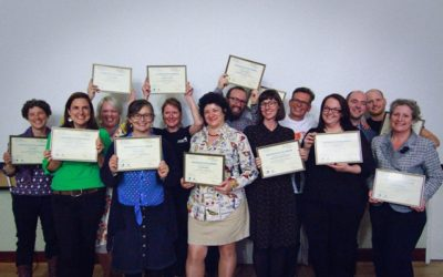 Graduating from the School for Social Entrepreneurs
