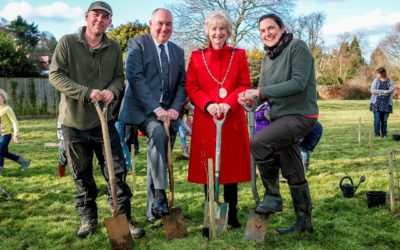 Press release – A helping hand from CALA Homes