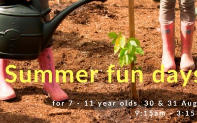 Seven great reasons to sign up to Roots for the Future's summer fun days